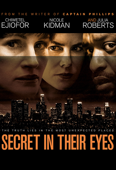 Secret in Their Eyes Poster