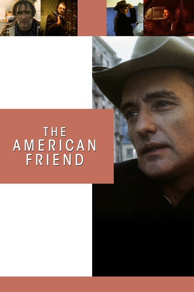 American friend Poster