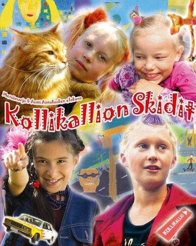 Kollikallion skidit Poster