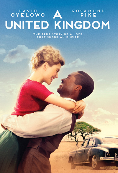 A United Kingdom Poster