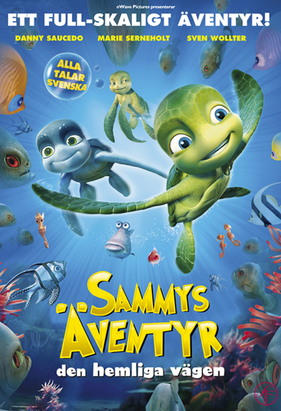 Sammy's Adventures - The Secret Passage Poster