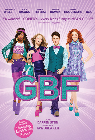 G.B.F Poster