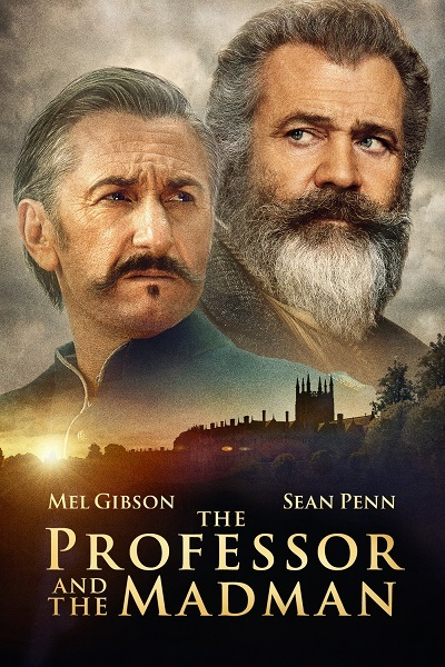 The professor and the mad man  Poster