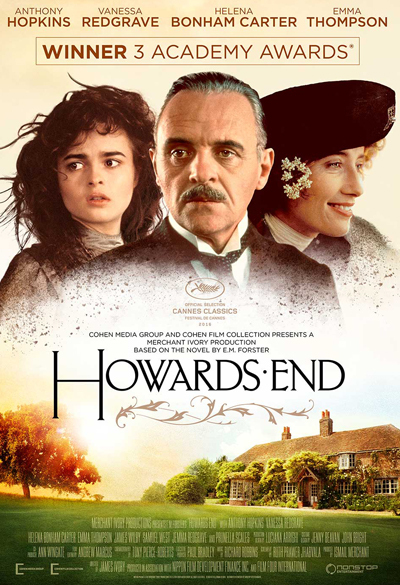 Howard's end Poster