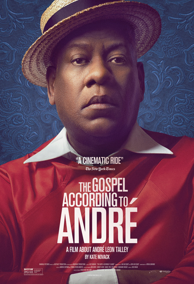 The Gospel According to André Poster