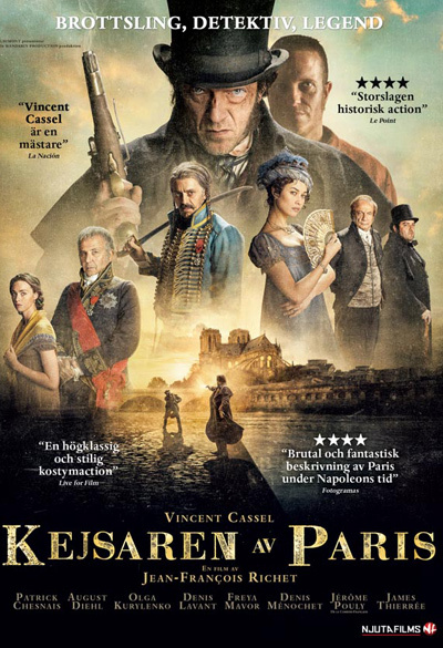 The Emperor of Paris Poster
