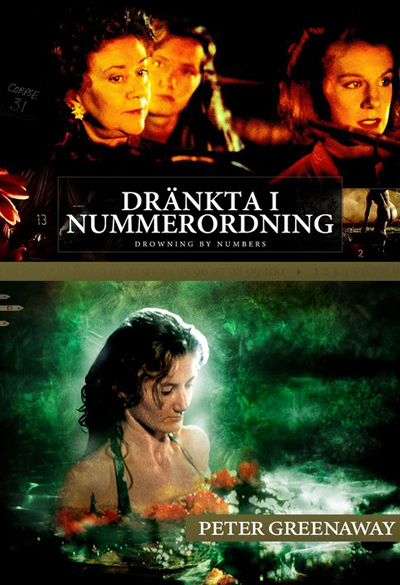 Drowning by numbers Poster