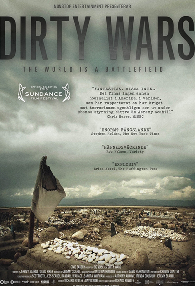 Dirty Wars Poster