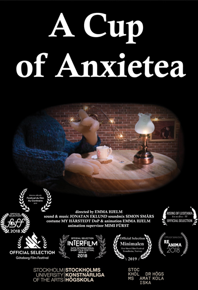 A Cup of Anxiety  Poster