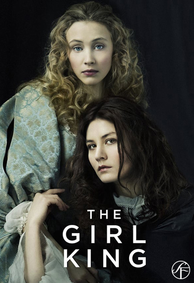 The Girl King Poster