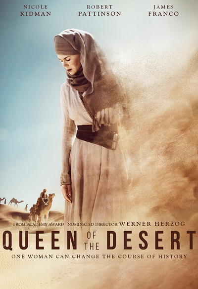 Queen of the Desert Poster