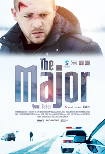 The Major Poster