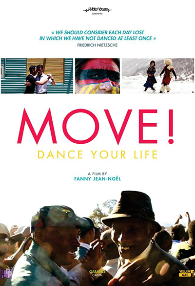 Move! Dance Your Life Poster