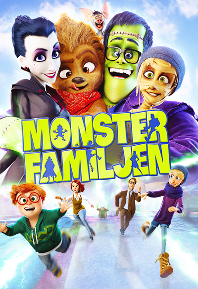 Monster Family Poster