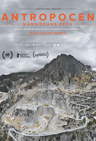 Anthropocene - the human epoch Poster