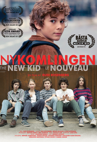 The New Kid Poster