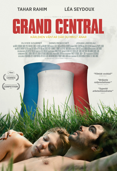 Grand Central Poster