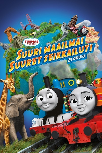 Thomas & Friends - Big world! Big adventures! Poster