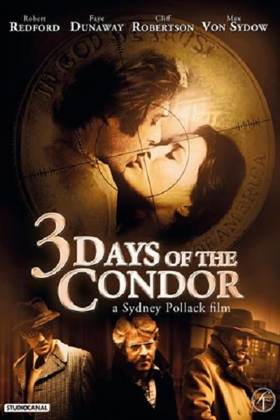 Three Days of the Condor Poster