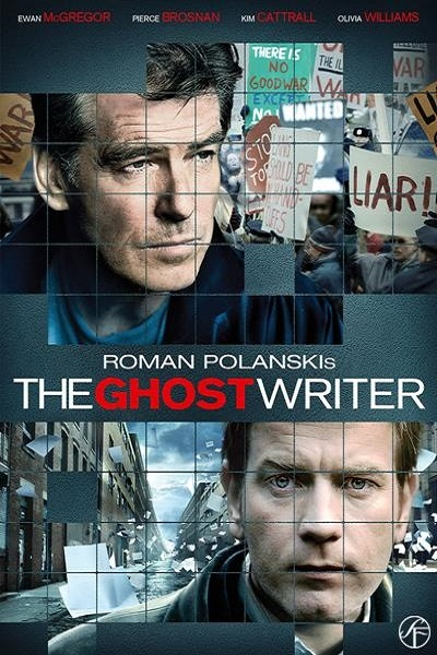 The Ghost Writer Poster