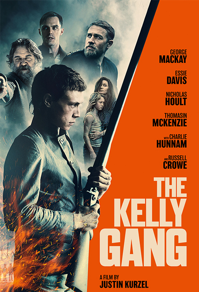 True story of the Kelly Gang Poster