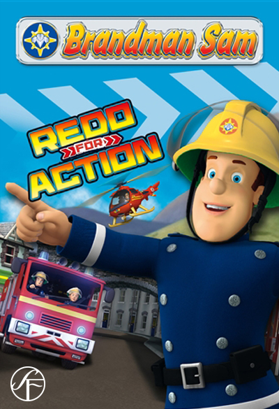 Fireman Sam - Ready for action Poster