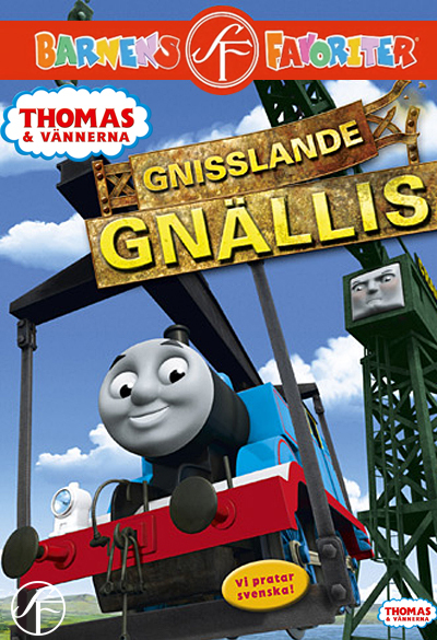 Thomas & friends - Creaky Cranky Poster