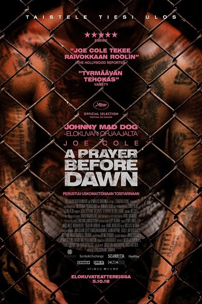 Prayer before dawn Poster