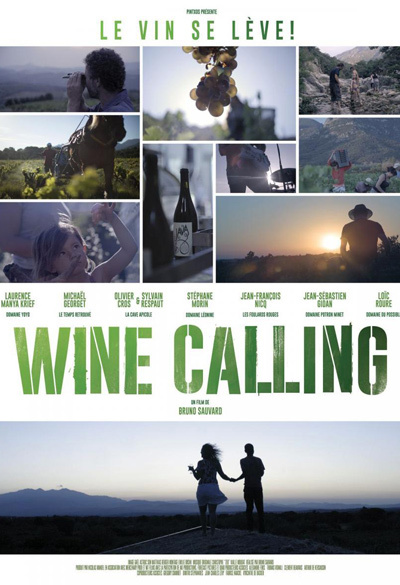 Wine Calling Poster