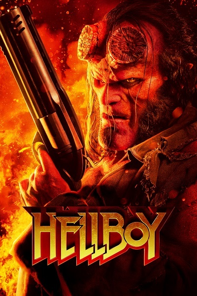 Hellboy Poster