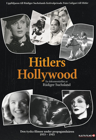 Hitlers Hollywood Poster