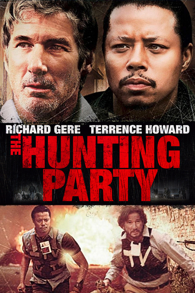 Hunting party Poster
