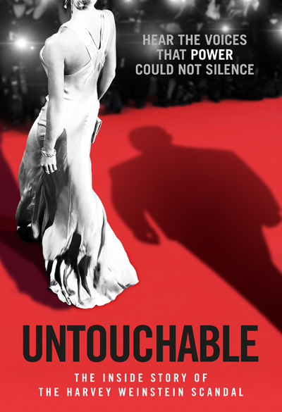 Untouchable - the rise and fall of Harvey Weinstein Poster