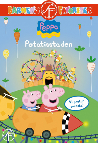 Peppa Pig - Potato City Poster